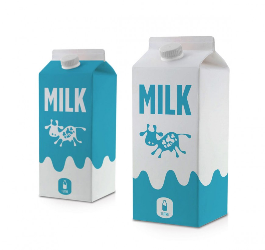 Milk Carton Design